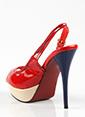 Guja Ayakkabı Kırmızı